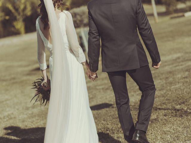 La boda de Ismael y Isabel en L' Ènova, Valencia 130