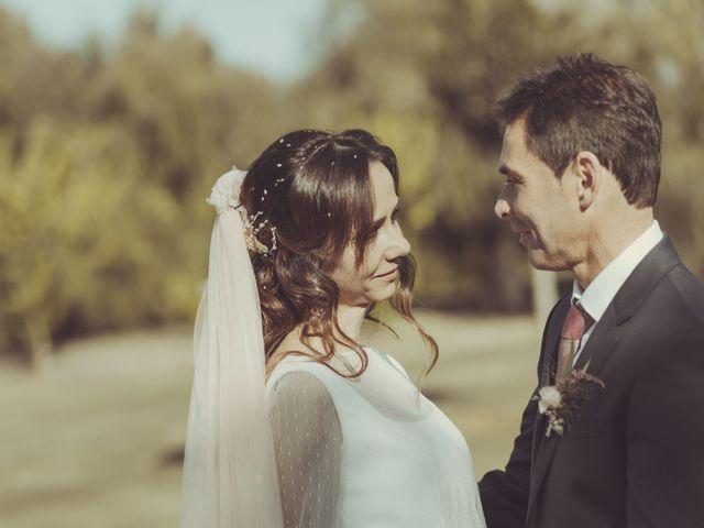 La boda de Ismael y Isabel en L' Ènova, Valencia 131