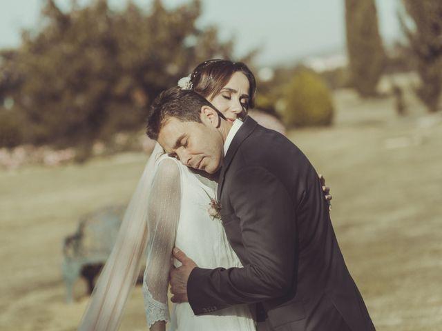 La boda de Ismael y Isabel en L' Ènova, Valencia 132
