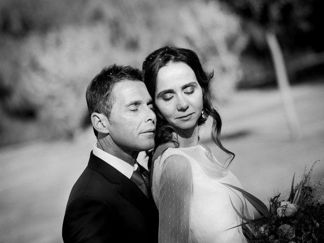 La boda de Ismael y Isabel en L' Ènova, Valencia 133
