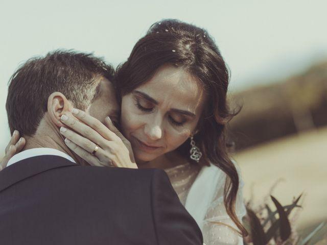 La boda de Ismael y Isabel en L' Ènova, Valencia 134