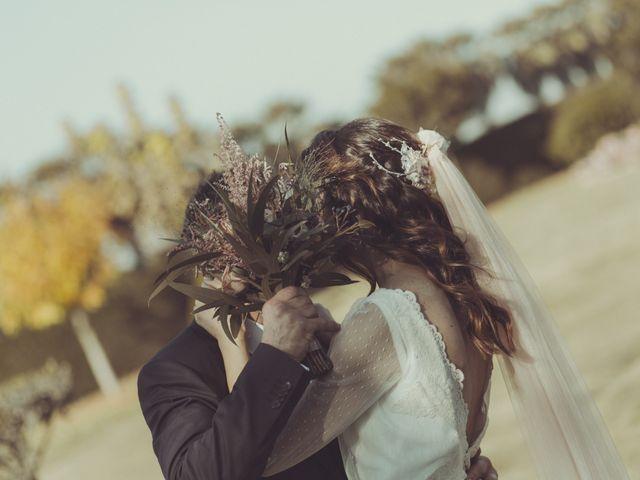 La boda de Ismael y Isabel en L' Ènova, Valencia 135