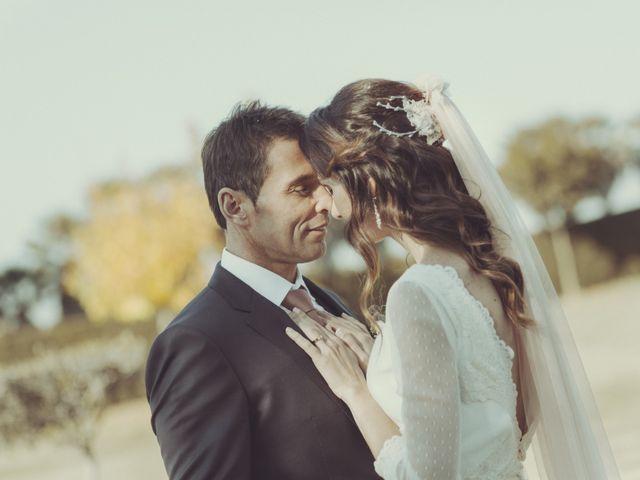 La boda de Ismael y Isabel en L' Ènova, Valencia 136