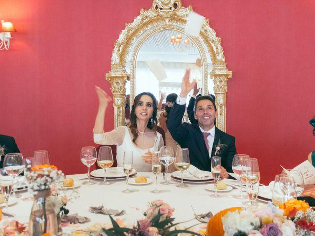 La boda de Ismael y Isabel en L' Ènova, Valencia 143