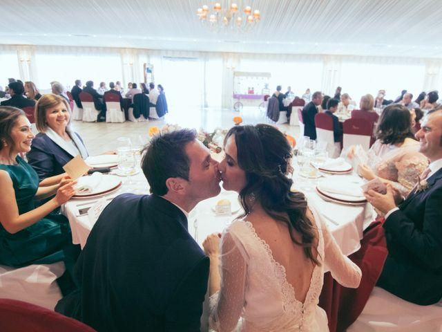 La boda de Ismael y Isabel en L' Ènova, Valencia 144