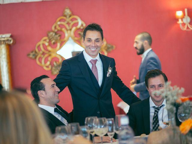La boda de Ismael y Isabel en L' Ènova, Valencia 145
