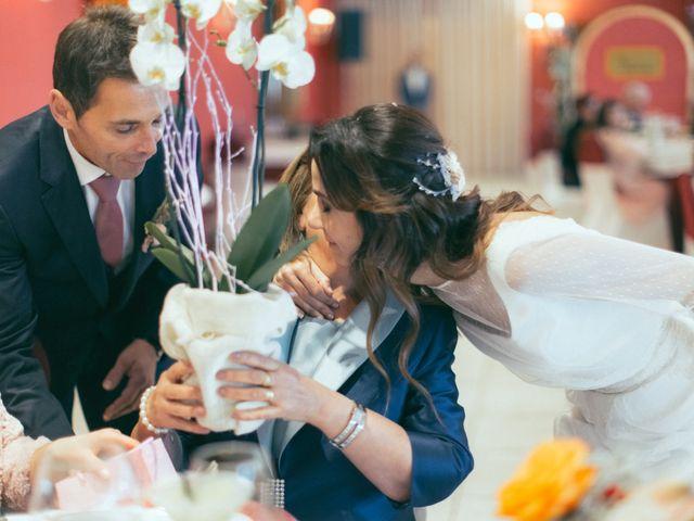 La boda de Ismael y Isabel en L' Ènova, Valencia 147