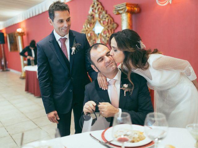 La boda de Ismael y Isabel en L' Ènova, Valencia 150