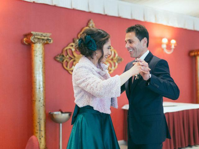 La boda de Ismael y Isabel en L' Ènova, Valencia 152