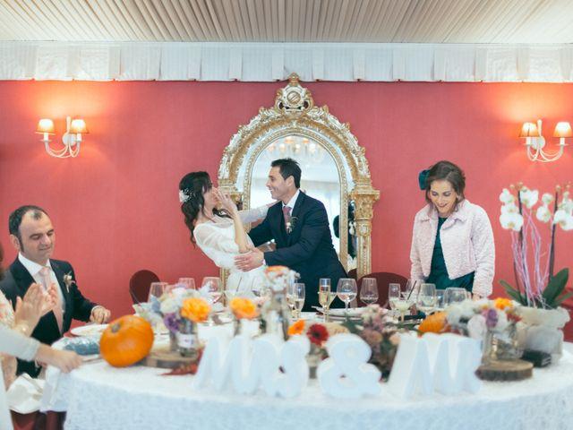 La boda de Ismael y Isabel en L' Ènova, Valencia 153