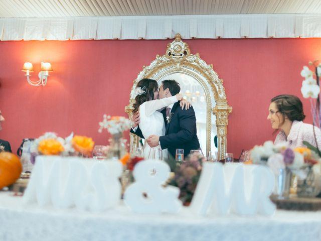 La boda de Ismael y Isabel en L' Ènova, Valencia 154