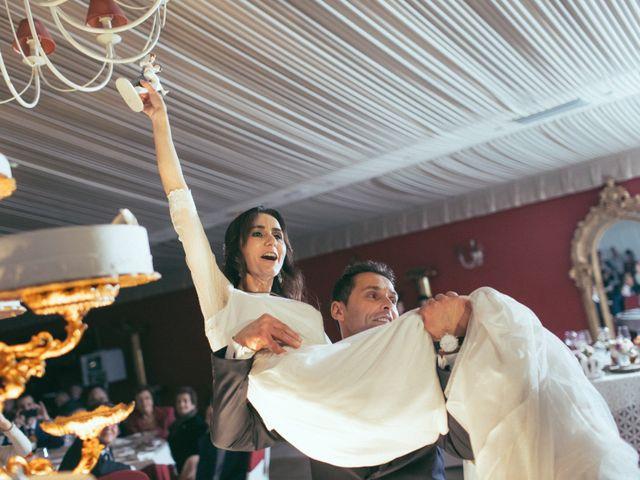 La boda de Ismael y Isabel en L' Ènova, Valencia 157