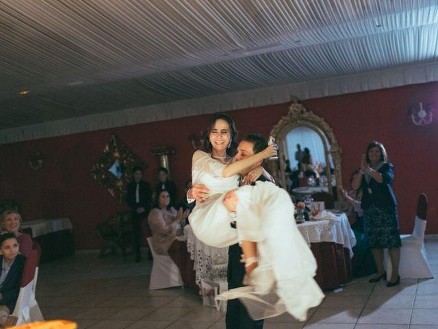 La boda de Ismael y Isabel en L' Ènova, Valencia 158