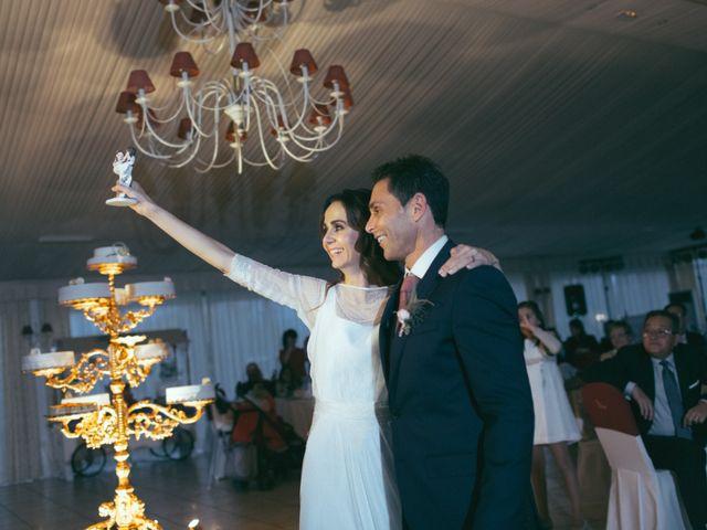 La boda de Ismael y Isabel en L' Ènova, Valencia 159