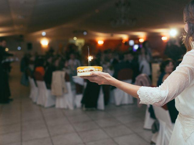 La boda de Ismael y Isabel en L' Ènova, Valencia 160