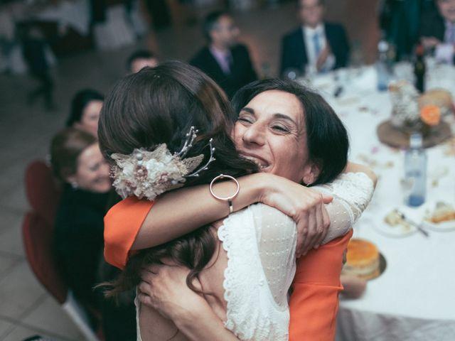 La boda de Ismael y Isabel en L' Ènova, Valencia 161