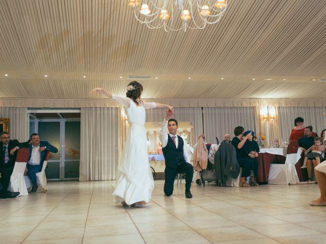 La boda de Ismael y Isabel en L' Ènova, Valencia 163