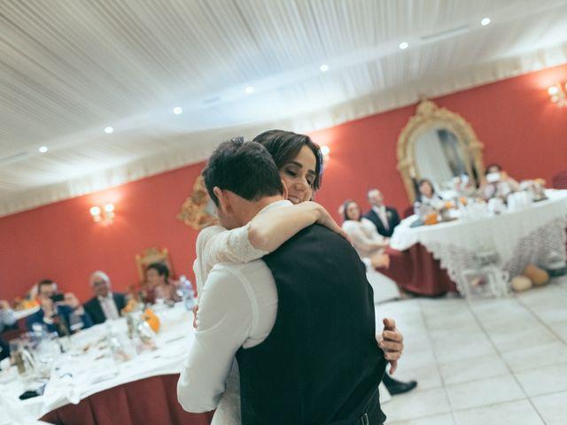 La boda de Ismael y Isabel en L' Ènova, Valencia 166