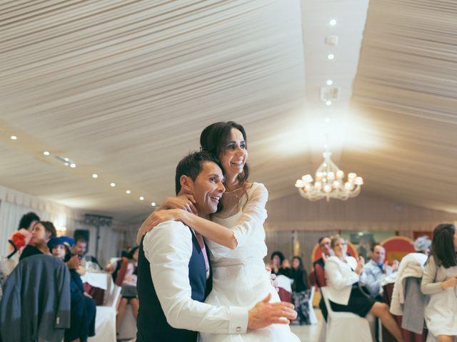 La boda de Ismael y Isabel en L' Ènova, Valencia 169