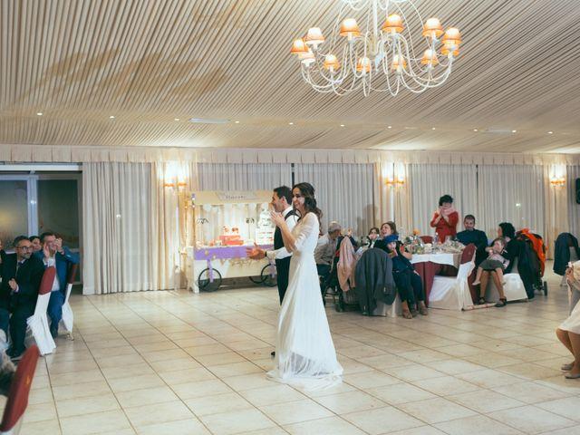 La boda de Ismael y Isabel en L' Ènova, Valencia 170