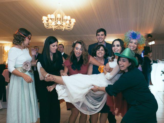 La boda de Ismael y Isabel en L' Ènova, Valencia 172