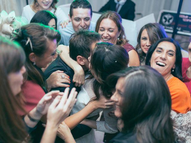 La boda de Ismael y Isabel en L' Ènova, Valencia 174