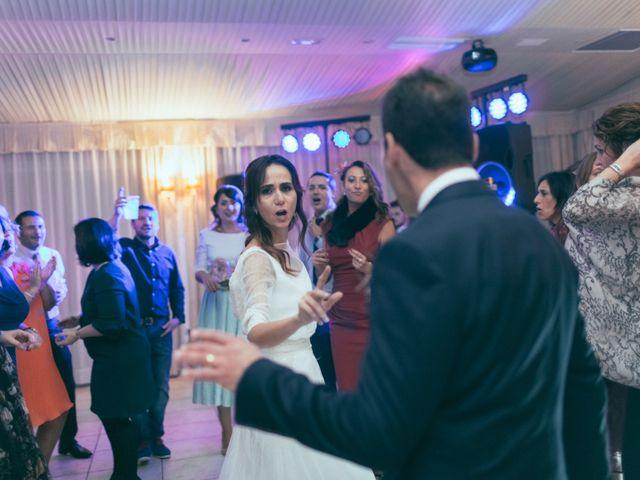 La boda de Ismael y Isabel en L' Ènova, Valencia 175