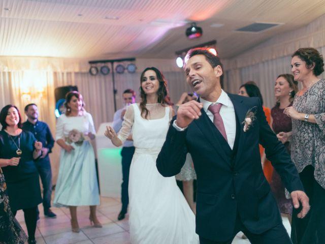 La boda de Ismael y Isabel en L' Ènova, Valencia 176