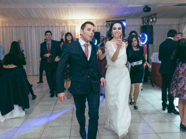 La boda de Ismael y Isabel en L' Ènova, Valencia 177