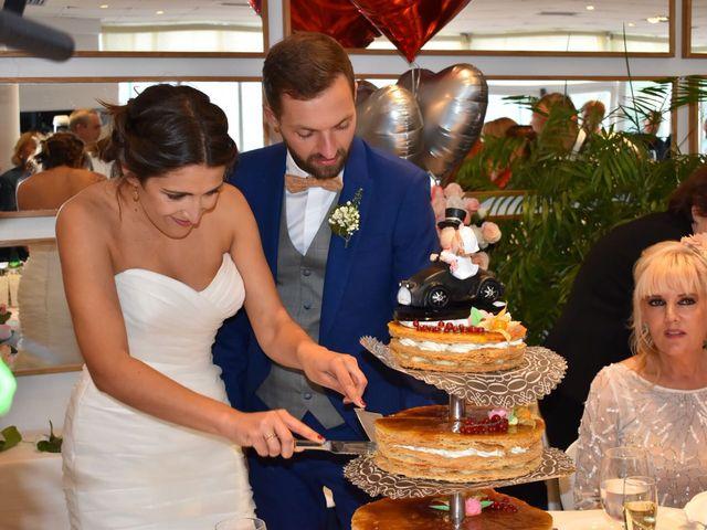 La boda de Marina y Imanol