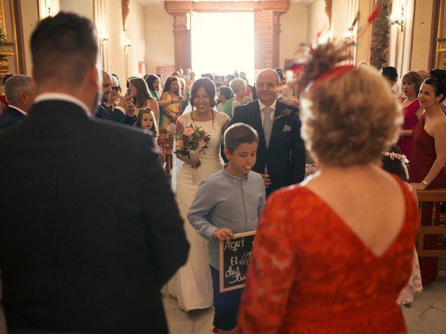 La boda de Pedro y Noelia en La Carolina, Jaén 17
