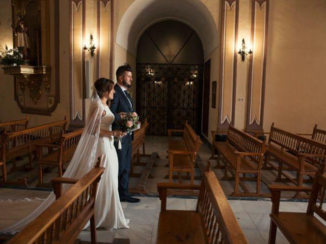 La boda de Pedro y Noelia en La Carolina, Jaén 18