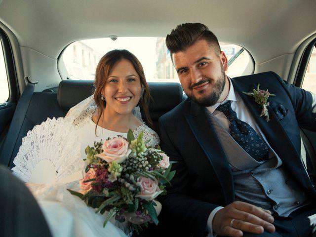 La boda de Pedro y Noelia en La Carolina, Jaén 20