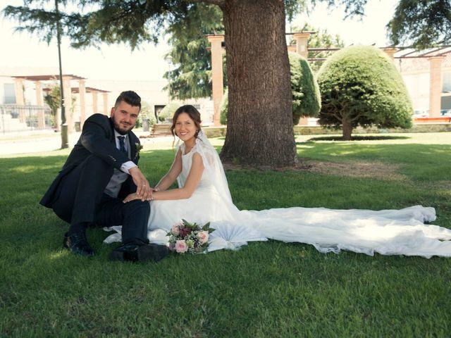 La boda de Pedro y Noelia en La Carolina, Jaén 21