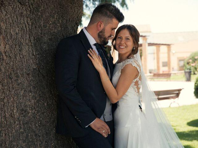 La boda de Pedro y Noelia en La Carolina, Jaén 24