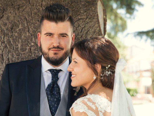 La boda de Pedro y Noelia en La Carolina, Jaén 25