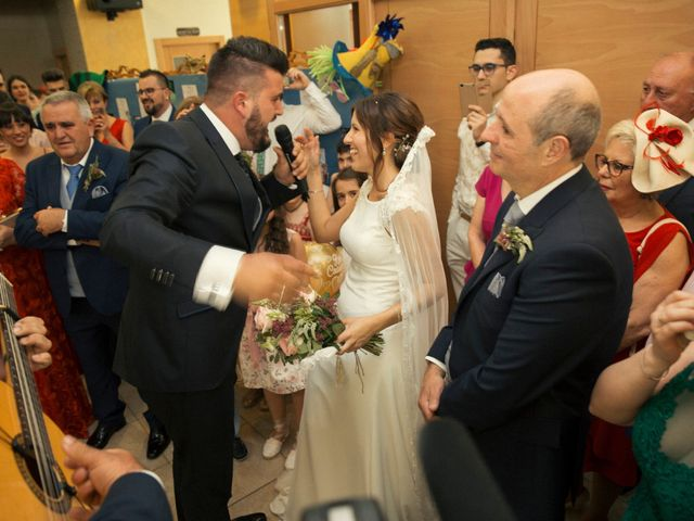 La boda de Pedro y Noelia en La Carolina, Jaén 27