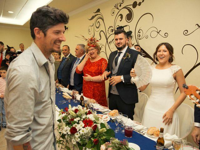 La boda de Pedro y Noelia en La Carolina, Jaén 28
