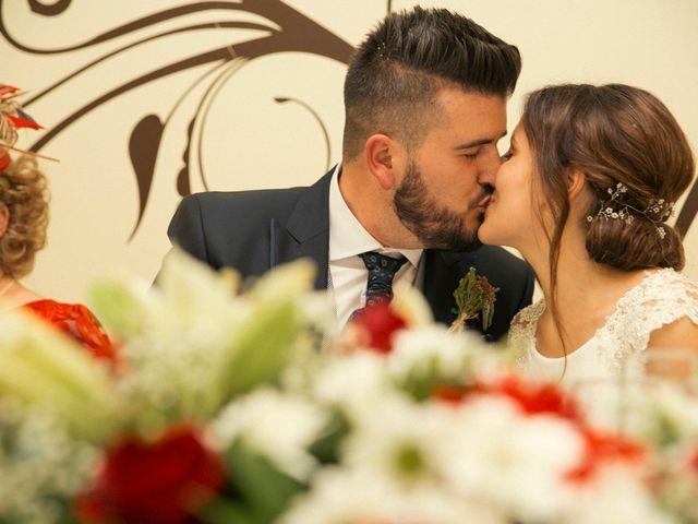 La boda de Pedro y Noelia en La Carolina, Jaén 30