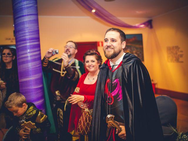 La boda de Carlos y María en Torrecaballeros, Segovia 53