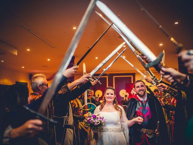 La boda de Carlos y María en Torrecaballeros, Segovia 1
