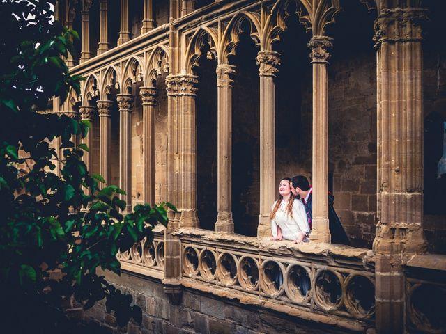 La boda de Carlos y María en Torrecaballeros, Segovia 102