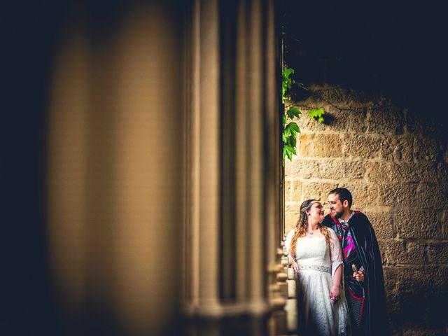 La boda de Carlos y María en Torrecaballeros, Segovia 105