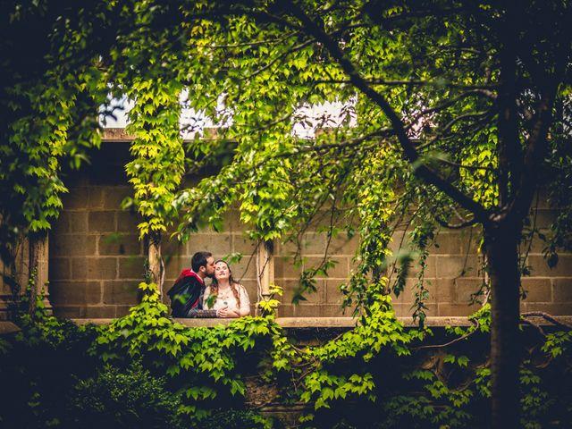 La boda de Carlos y María en Torrecaballeros, Segovia 111