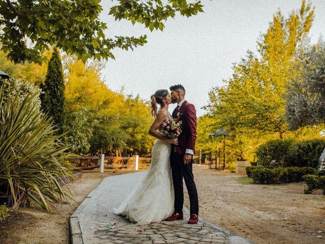 La boda de Noemi y Jordan