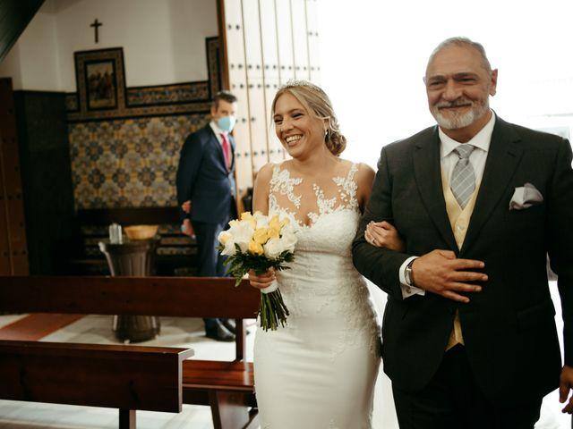 La boda de Soledad y José Luis en Sevilla, Sevilla 31