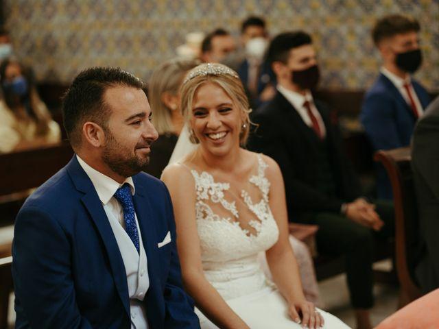 La boda de Soledad y José Luis en Sevilla, Sevilla 36