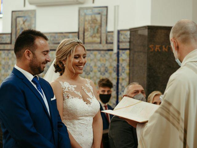 La boda de Soledad y José Luis en Sevilla, Sevilla 37