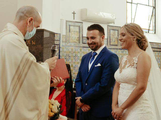 La boda de Soledad y José Luis en Sevilla, Sevilla 38
