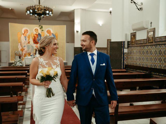 La boda de Soledad y José Luis en Sevilla, Sevilla 48